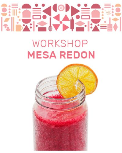 Workshop Mesa Redon